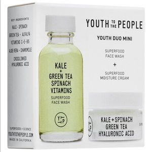 Youth to the People Superfood Duo Mini